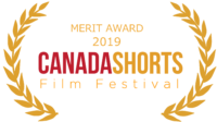 Canada shorts MERIT AWARD laurel - gold